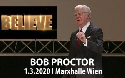 OMG – Bob Proctor live in Wien!!